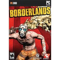 Borderlands PC używana ENG