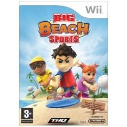 Big Beach Sports WII używana ENG