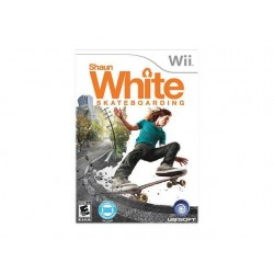ShaunWhite Skateboarding WII używana ENG