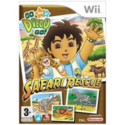 Safari Rescue WII używana ENG