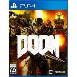 Doom PS4 używana PL