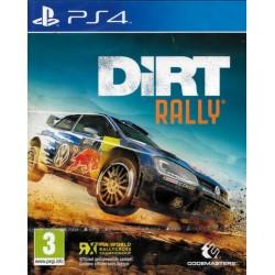 Dirt Rally PS4 używana ENG