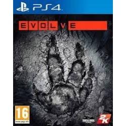 Evolve PS4 używana ENG