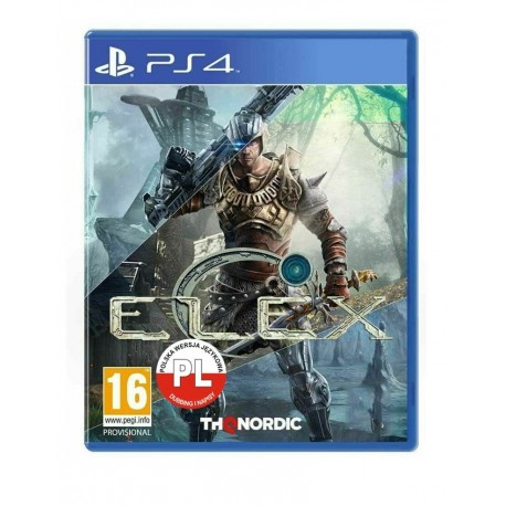 Elex PS4 używana PL