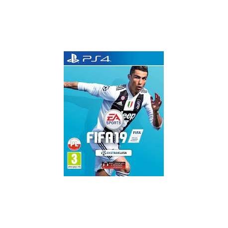 FIFA 19 PS4 używana PL
