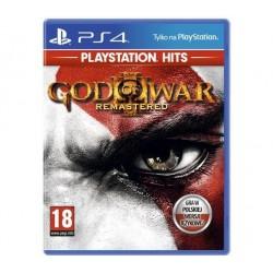 God of War III PS4 używana PL