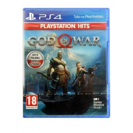 God of War PS4 używana PL