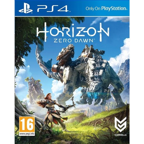 Horizon Zero Dawn PS4 używana PL