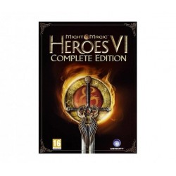 Heroes VI Complete Edition PC nowa ENG
