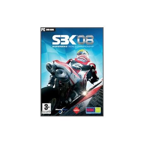SBK 08 PC używana PL