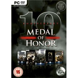 Medal of Honor 10th Anniversary PC używane ENG