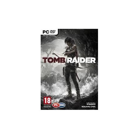 Tomb Raider PC używana ENG