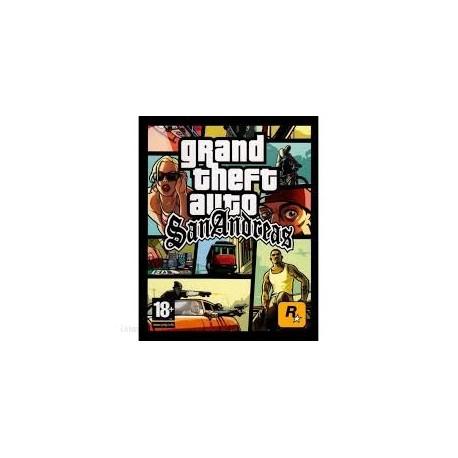 GTA San Andreas PC nowa ENG