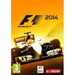 F1 2014 PC nowa PL