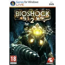 Bioshock 2 PC nowa ENG