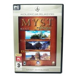 Myst Antologia PL używana PC