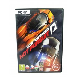Need For Speed Hot Pursuit PL używana PC