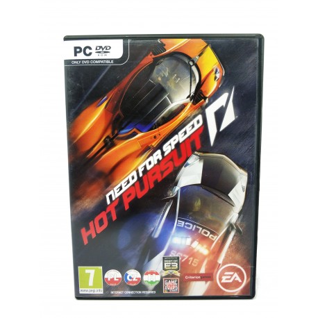 Need For Speed Hot Pursuit PL używana PC