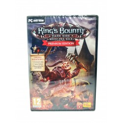 King's Bounty Dark Side Mroczna Siła ENG nowa PC