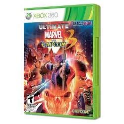 Ultimate Marvel VS Capcom 3 X360 używana ENG