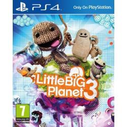 Little Big Planet 3 PS4 używana PL