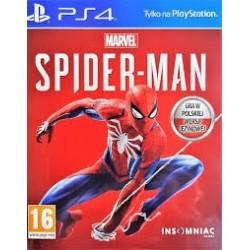 Spider-Man PS4 używana PL