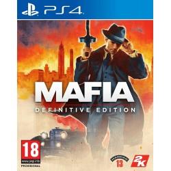 Mafia Definitive Edition PS4 używana PL
