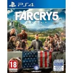 Far Cry 5 PS4 używana PL