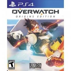 Overwatch PS4 używana PL