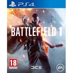 Battlefield 1 PS4 używana PL