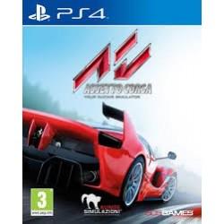 Assetto Corsa PS4 używana PL