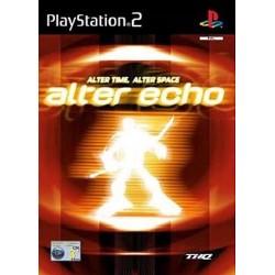 Alter Echo PS2 używana ENG