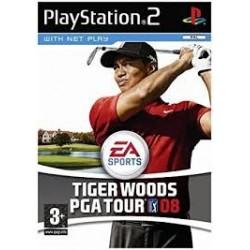 Tiger Woods PGA Tour 08 PS2 używana ENG