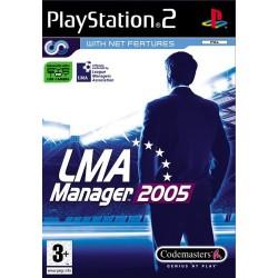 LMA Manager 2005 PS2 używana ENG