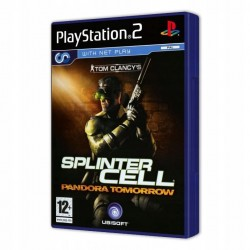 Tom Clancy's Splinter Cell Pandora Tomorrow PS2 używana ENG