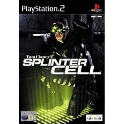 Tom Clancy's Splinter Cell PS2 używana ENG