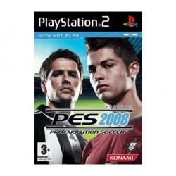 Pro Evolution Soccer 2008 PS2 używana ENG