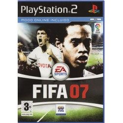 FIFA 07 PS2 używana ENG