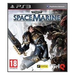 Warhammer 40,000 Space Marine PS3 używana ENG