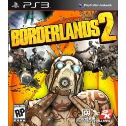 Borderlands 2 PS3 używana ENG