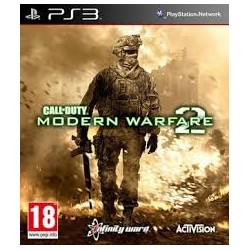 Call of Duty Modern Warfare 2 PS3 używana ENG