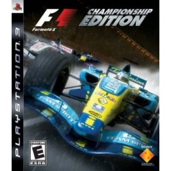 F1 Formula One Championship Edition PS3 używana ENG