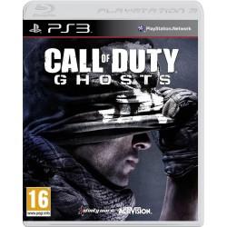 Call of Duty Ghosts PS3 używana ENG