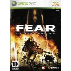 FEAR X360 używana ENG
