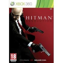 Hitman Absolution X360 używana ENG