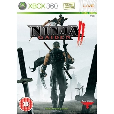 Ninja Gaiden II X360 używana ENG