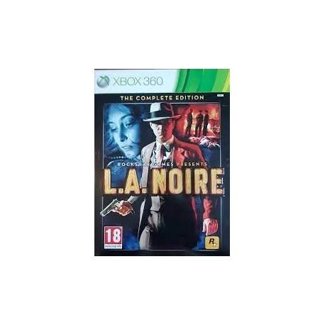 LA Noire The Complete Edition X360 używana ENG
