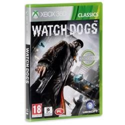 Watch Dogs X360 używana ENG