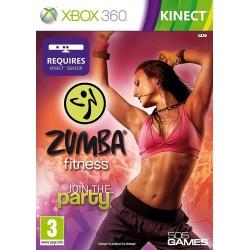Zumba Fitness X360 używana ENG