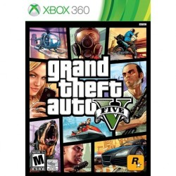 Grand Theft Auto V X360 używana PL
